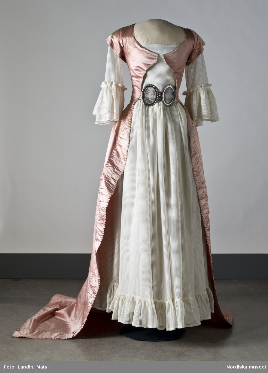 18th century dresses pictures The Naughty Side of 18th Century French Fashions
