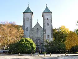 Middelalderkirkene i Bergen