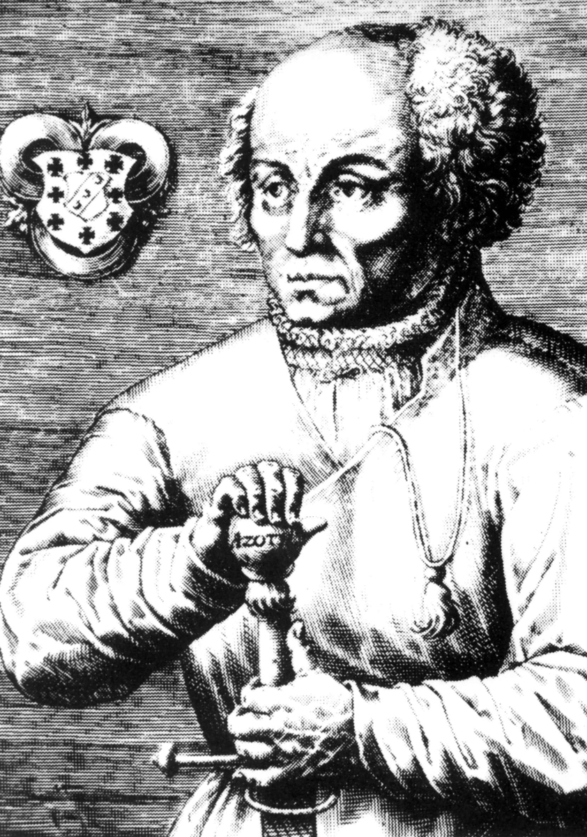 Papacelsus, eg. Philippus Aureolus Theophrastus Bombastus von Hohenheim