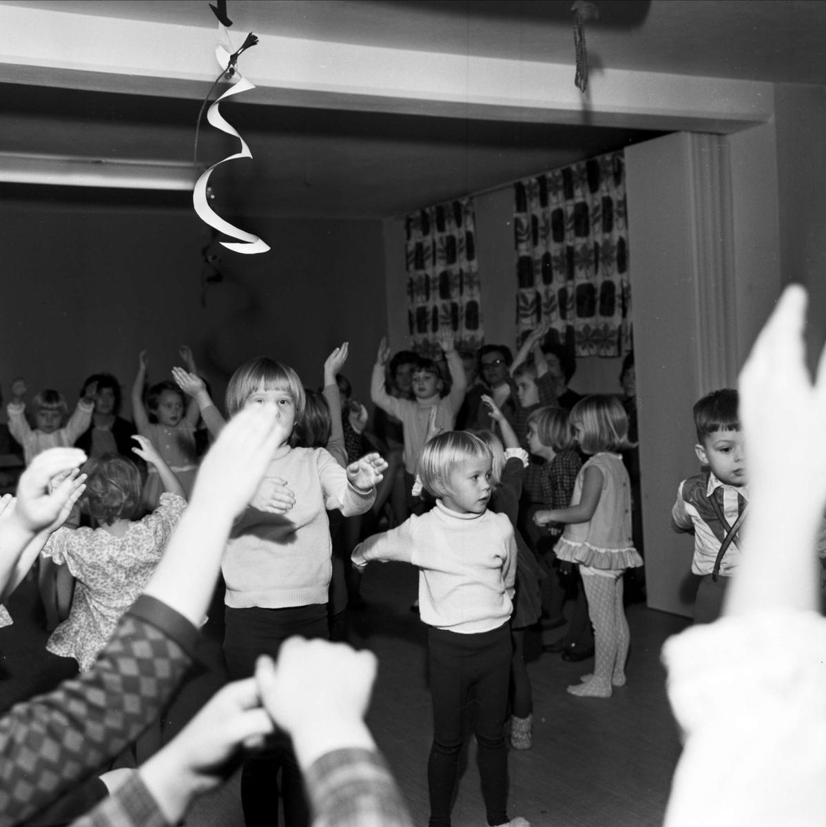 """ABF:s barnprogram"", Tierp, Uppland 1966"
