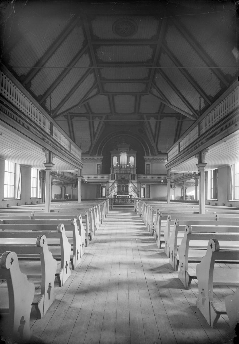 S:t Johannis kyrka, Uppsala, 1903