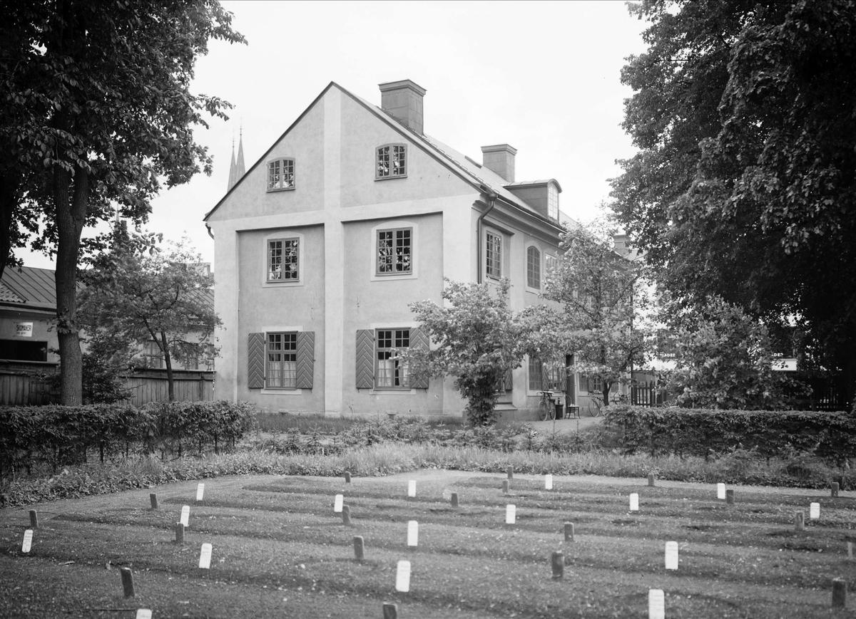 Linnéträdgården och Linnémuseet, Uppsala