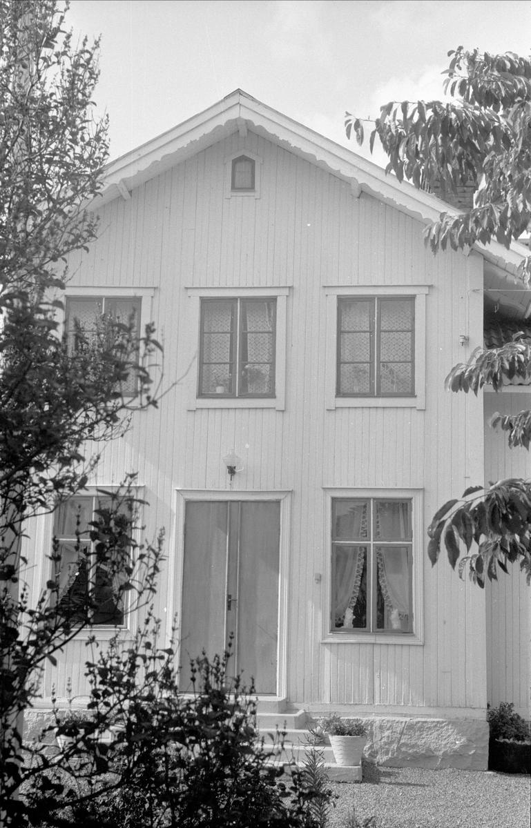 Mangårdsbyggnad, Högsta 3:4, Bälinge socken, Uppland 1976