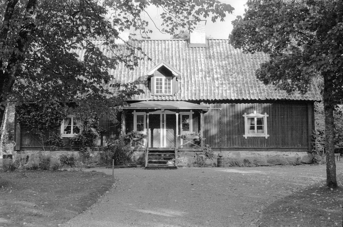 Bostadshus, Lena-Salsta 1:13 , Salsta, Lena socken, Uppland 1978