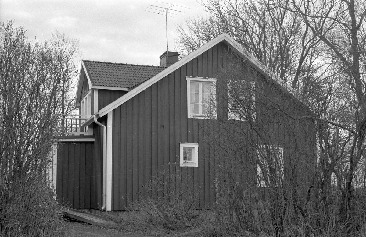 Mangårdsbyggnad, Sällinge 1:4 och 1:5, Sällinge, Danmarks socken, Uppland 1978