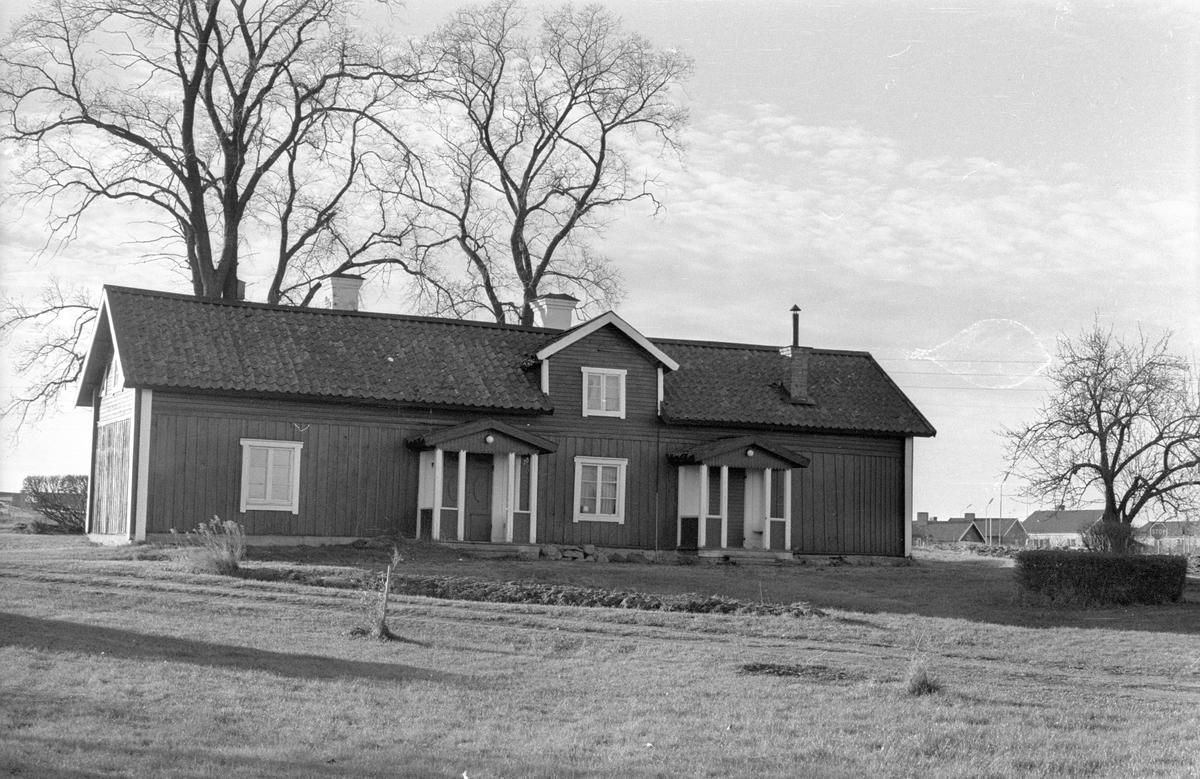 Arbetarbostad, Sävja gård, Sävja 2:1, 7:1, 12:1, Sävja, Danmarks socken, Uppland 1978