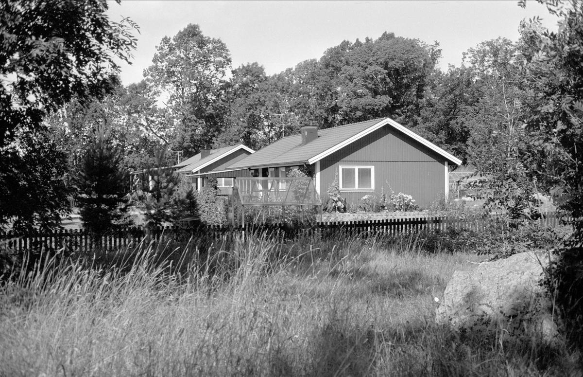 Bostadshus, Halmby 1:3, Halmby, Funbo socken, Uppland 1982