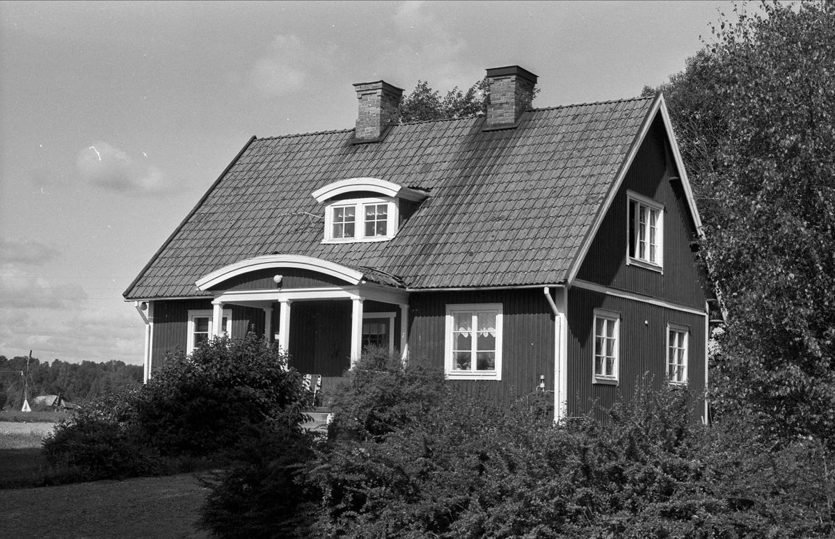 Bostadshus, Karby 2:1, Rasbo socken, Uppland 1982