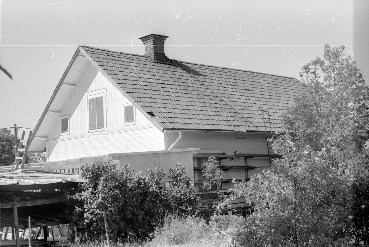 Före detta missionshus, Österby 5:4, Österby, Läby socken, Uppland 1975