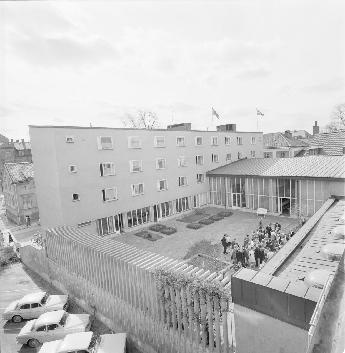 Göteborgs nation, Uppsala april 1967