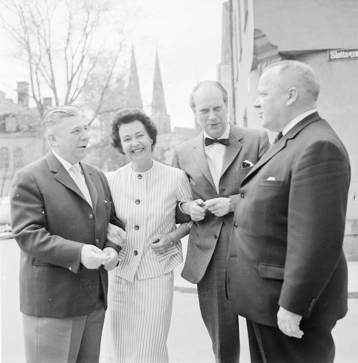 Bostadskonferens - Östgöta nation, Uppsala maj 1963