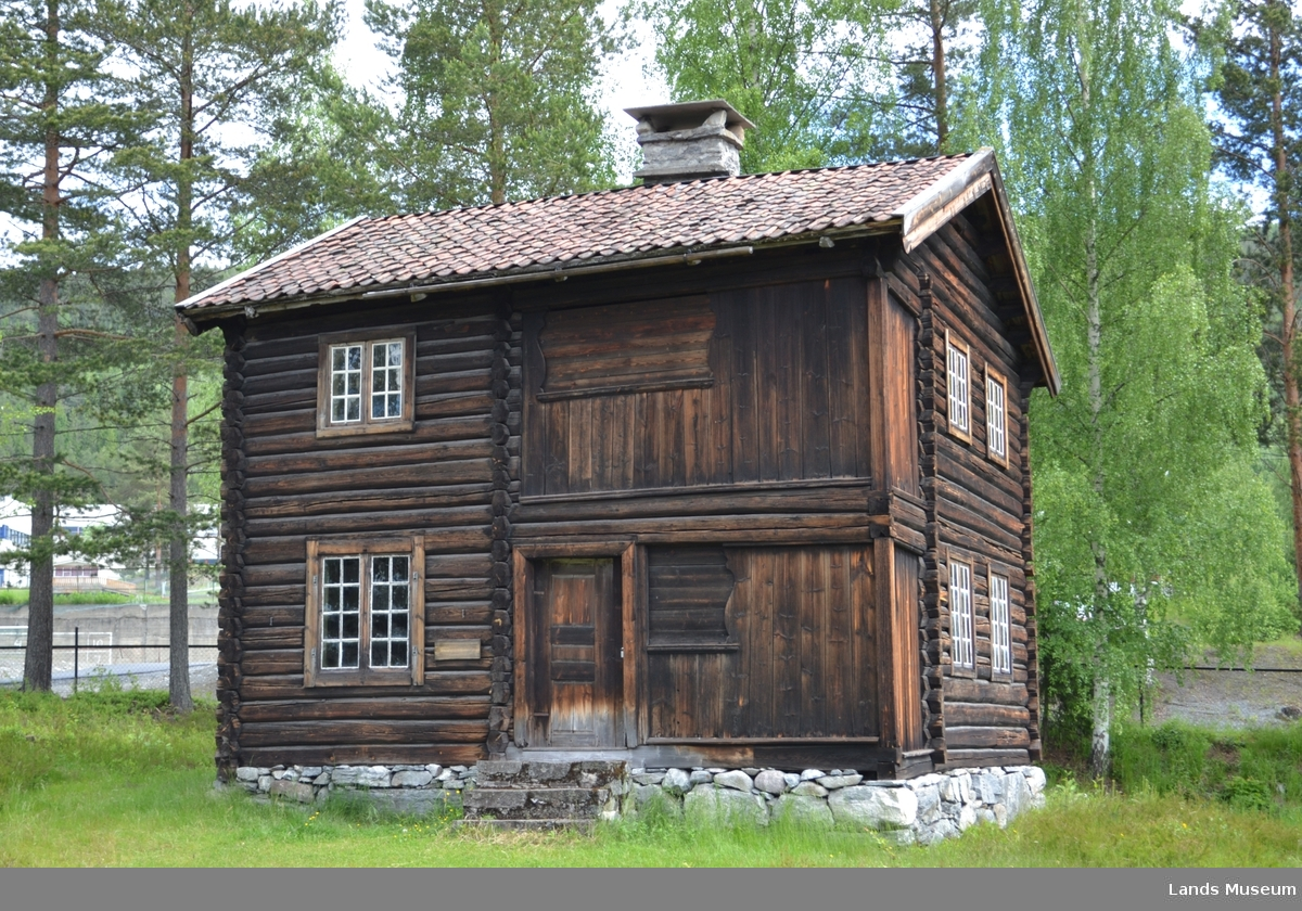 Stue fra Søndre Halmrast