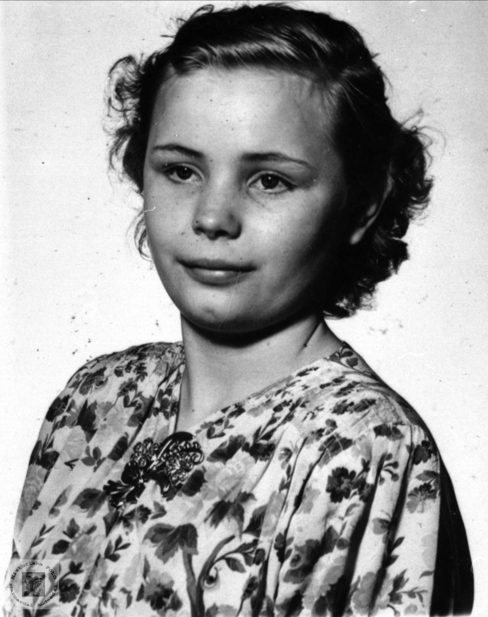 Anna Gustavsdtr. Birkeland Munch, Laudal.