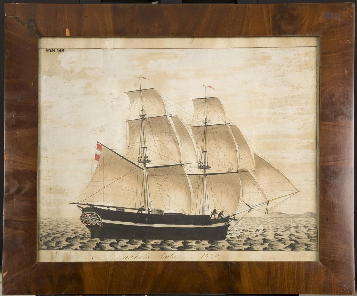 Brigg 'Haabets Anker' 1826