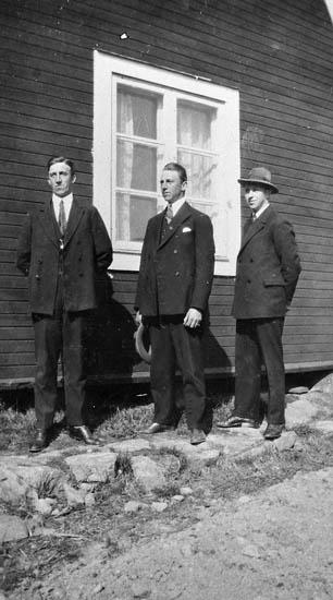 Emanuel Österman, Axel Österman och Lars Österman