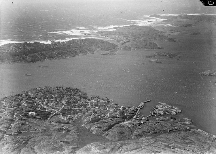 """Enligt AB Flygtrafik Bengtsfors: """"Käringön Bohuslän""""."""
