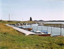 """Enligt AB Flygtrafik Bengtsfors: """"Lycke m. kvarn Bohuslän""""."""