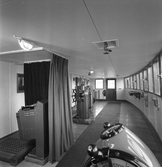Interiör från fartyg 179 T/T Trinity Shipper.