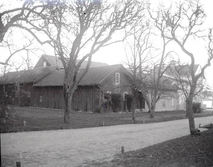 Div. gatumotiv i Marstrand. 9 nov o. 8 dec. 1931. 10 st. Kopierade.