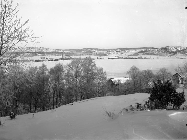 "Enligt fotografens noteringar: ""Håby omkring 1912."""