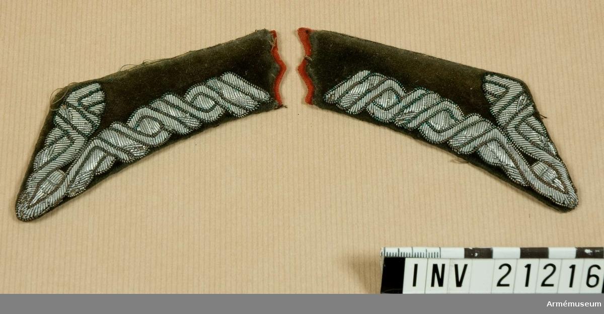 Grupp C 1. Okända.Köpt av M Klibanski, Körvelg 53 A, Uppsala. Pris SEK 1.200 för 1975:21198-21229 och 1932:364 kompass.