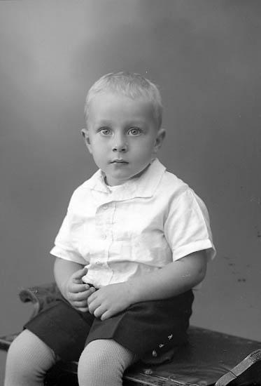 "Enligt fotografens journal nr 6 1930-1943: ""Haglund, Fru Gunborg Svenshögen""."