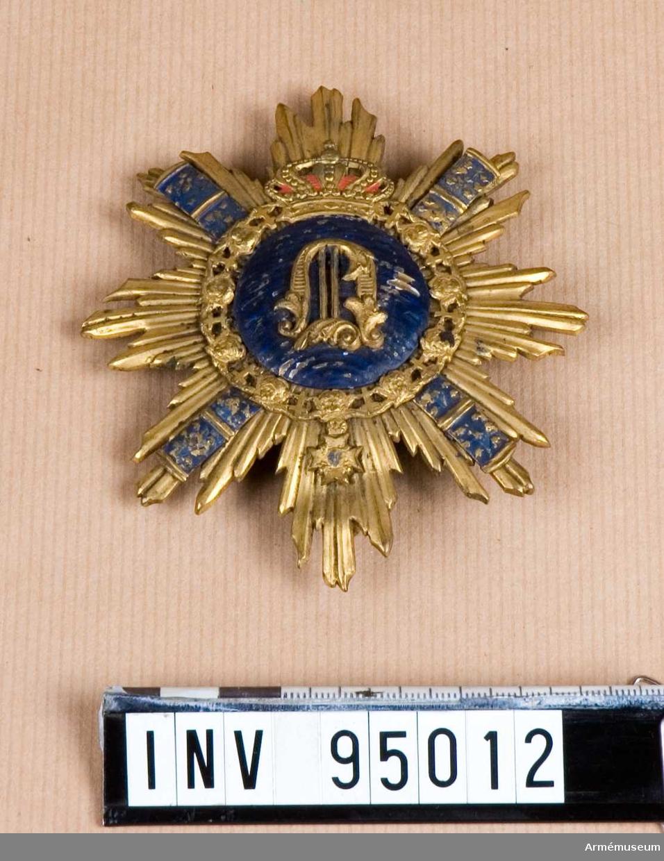 Med Oscar IIs monogram