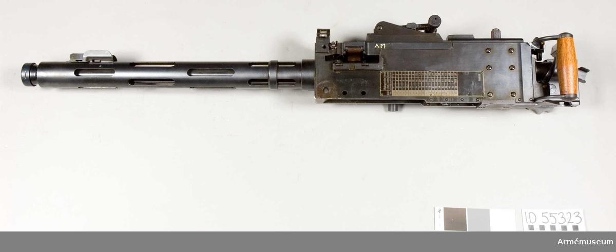 Kulspruta m/1942