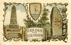 Heilsan frå Torshavn