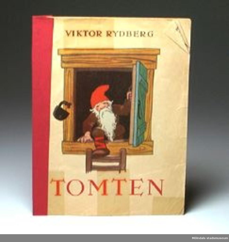 """Titel: """"Tomten"""" av Viktor Rydberg."""