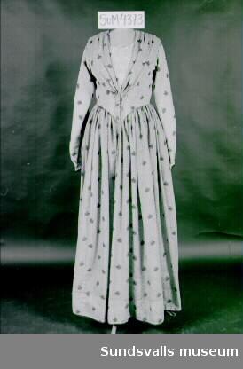 Klänning, liv och kjol Sundsvalls museum DigitaltMuseum