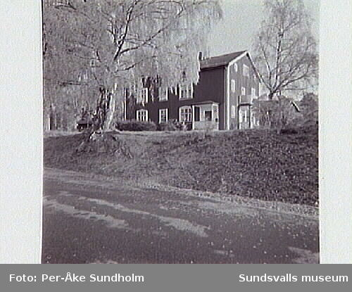 Bild 01 Fd arbetarbostad i Tallskogen.