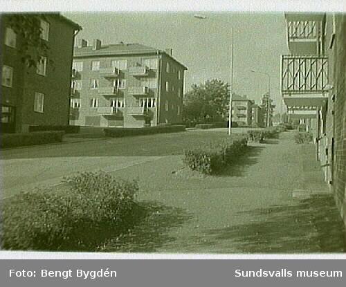 Kulturmiljöinventering, Västergatan.