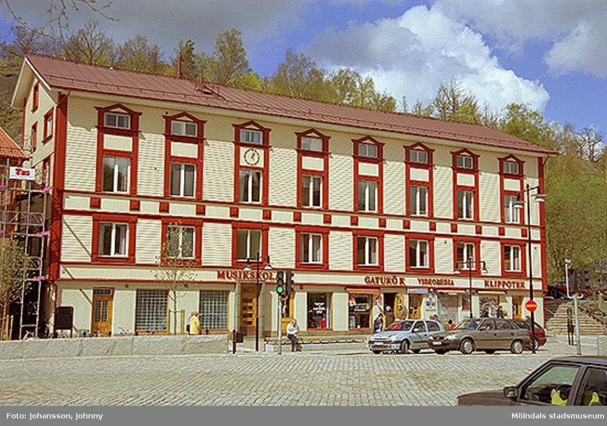 Musikskolan på Gamla torget 43.