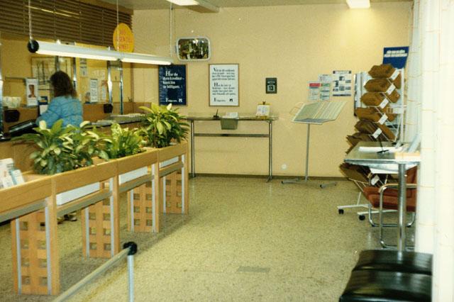 Postkontoret 580 09 Linköping Skäggetorps Centrum