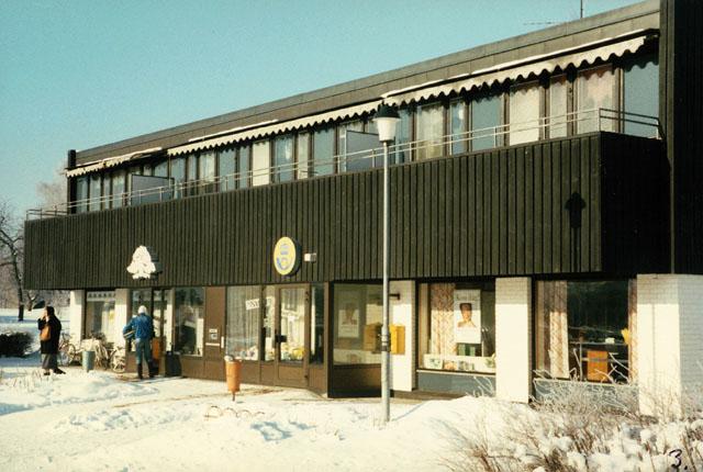 Postkontoret 570 84 Mörlunda Stationsvägen 1