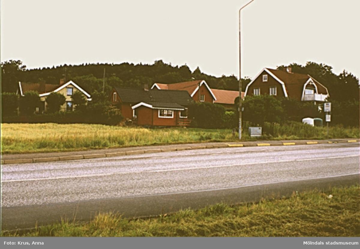 Fässberg. Översikt från sydväst.