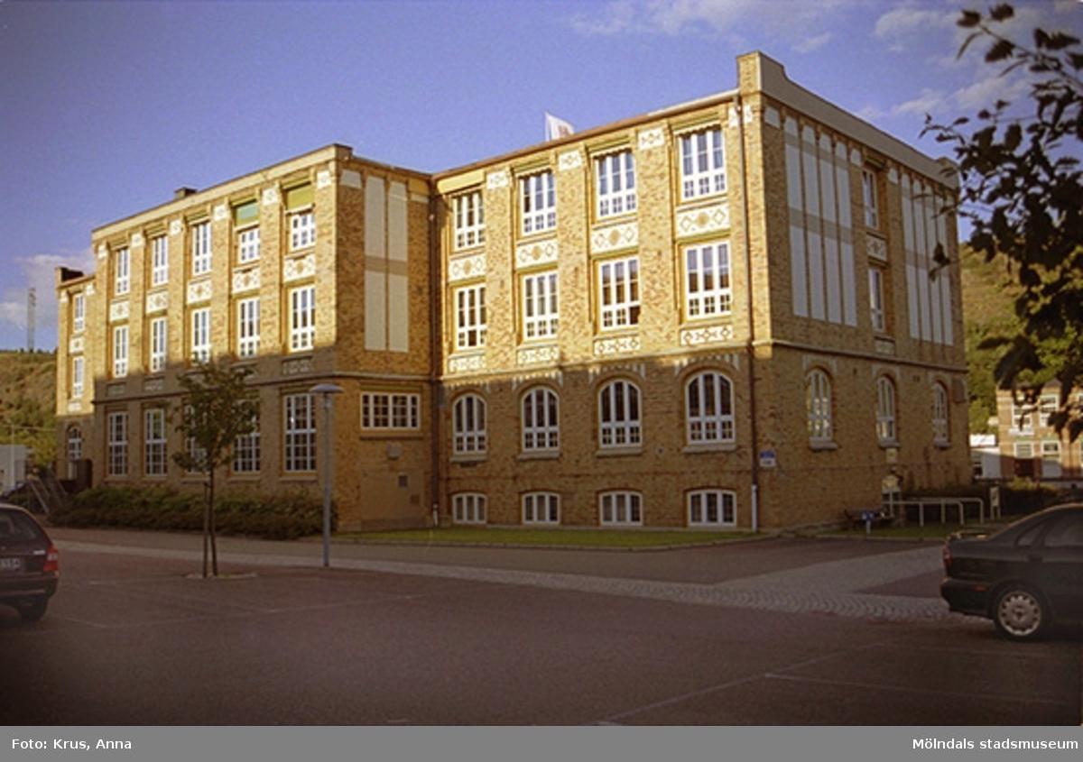 Kängurun 18 - Krokslätts fabriker. Kontoret från sydväst.