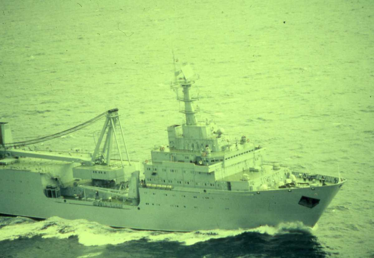 Russisk fartøy av Aleksandr Brykin - klassen og som heter Aleksandr Brykin.