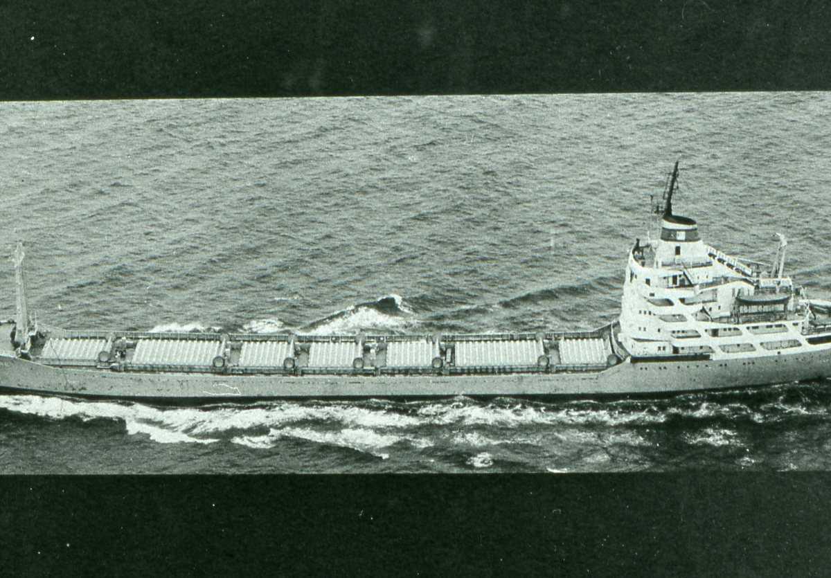 Russisk fartøy av Lubbenau - klassen.