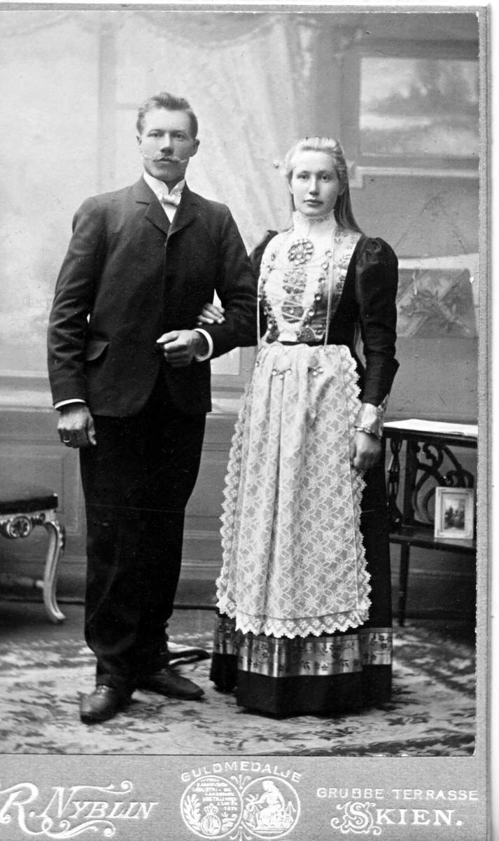 Gunnar og Rannei Veum