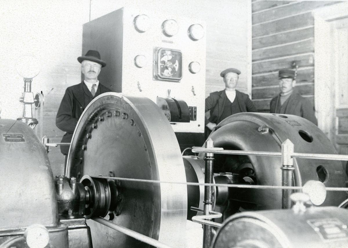 Juvet Kraftstasjon 1915