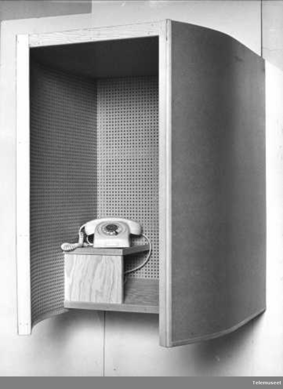 Elektrisk Bureau Telefonboks