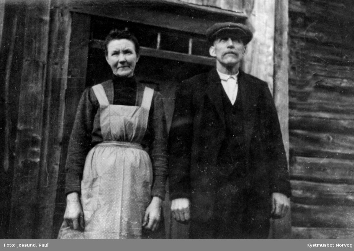 Anne Kauserud Moe og Simon Moe