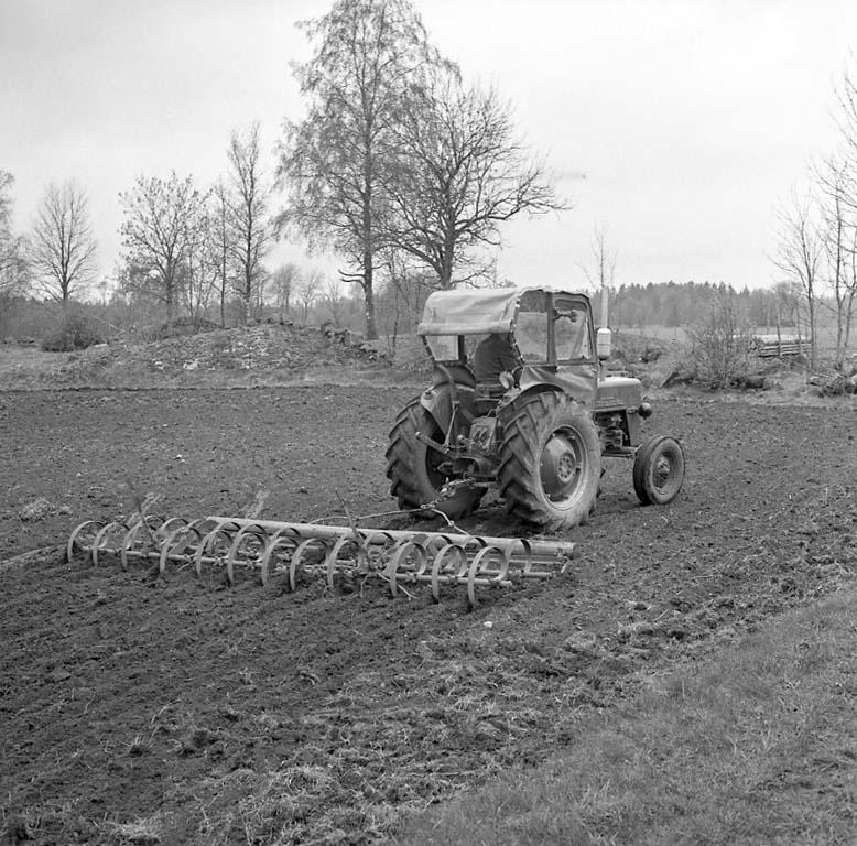 Full fart med vårbruket 1961
