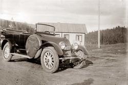 Bil, veteranbil, Halvor Håkonset, køyretøy, kabriolet,