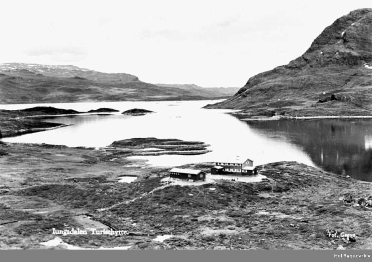 Turisthytte, Iungsdalen, DNT, fjellhytte, Stolsvatn, Stolsnut,