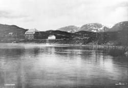 Tettstad, Ustaoset Hotell, Osestølen Fjeldhotel, Hallingskar