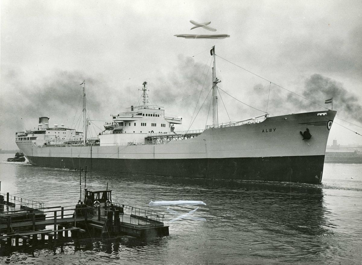 T/T Alby (b.1957, N.V. Nederlandsche Dok en Scheepsbouw Mij., Amsterdam)