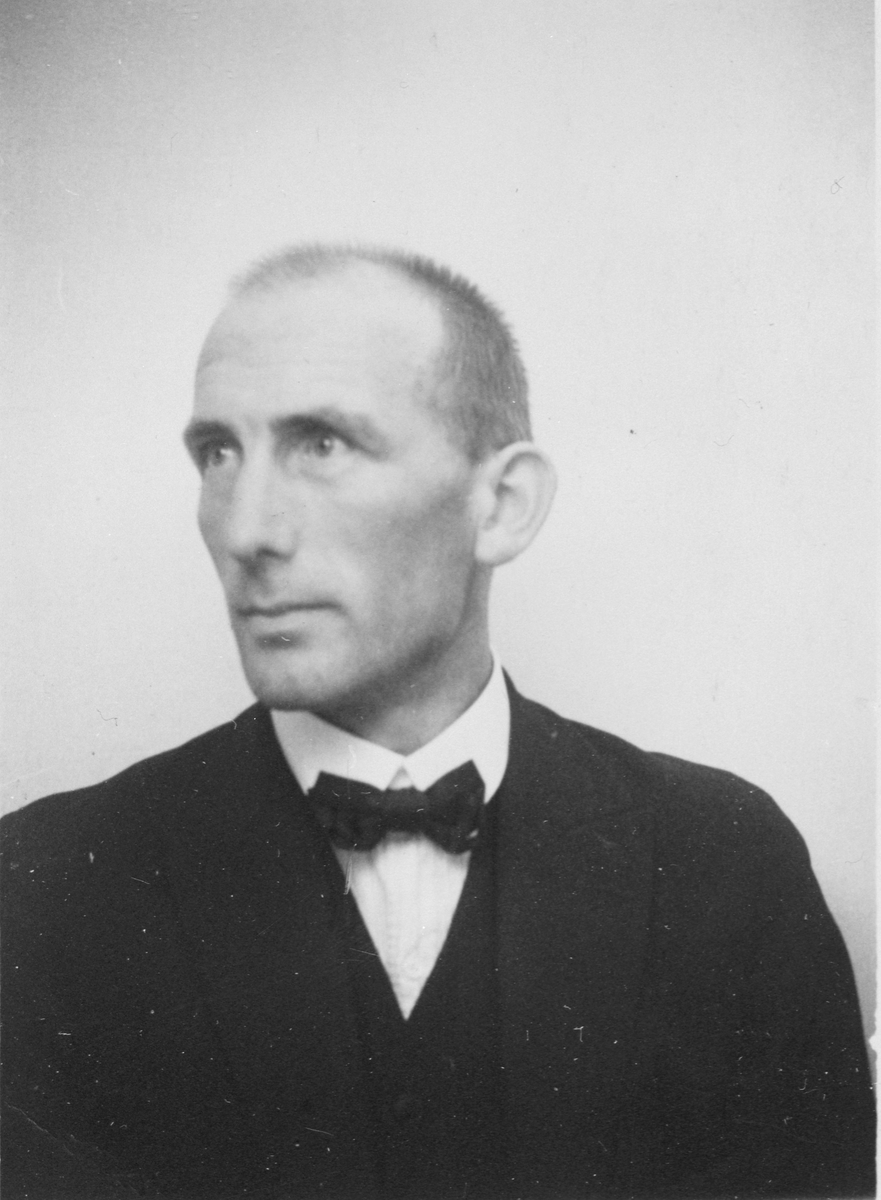 Portrett av Karl Mørk